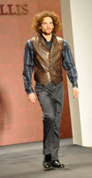 Perry Ellis Fall 2010 Fashion - photo by Luxury Experience